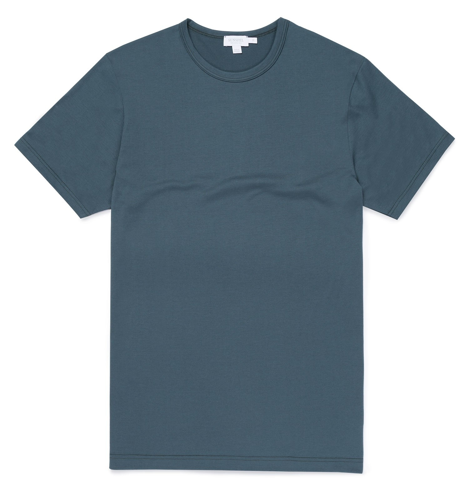 Sunspel Samphire Men's Classic Cotton T-Shirt