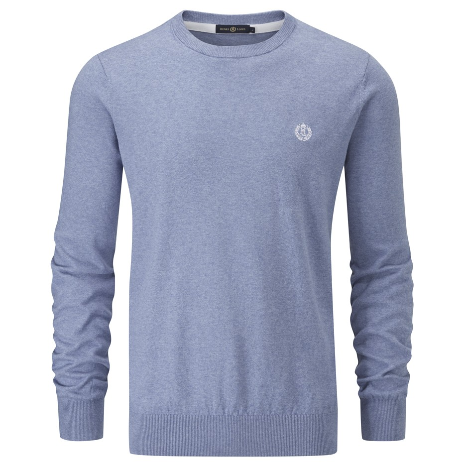 Henri Lloyd Frost Miller Regular Crew Neck Knit