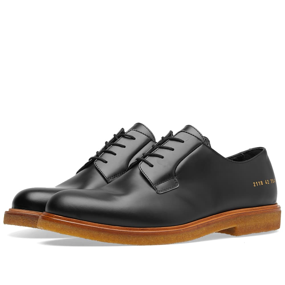 Common Projects Black Derby