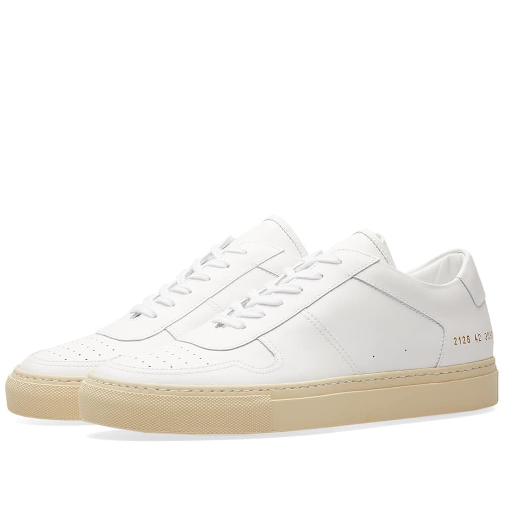 Common Projects Retro White B-Ball Low