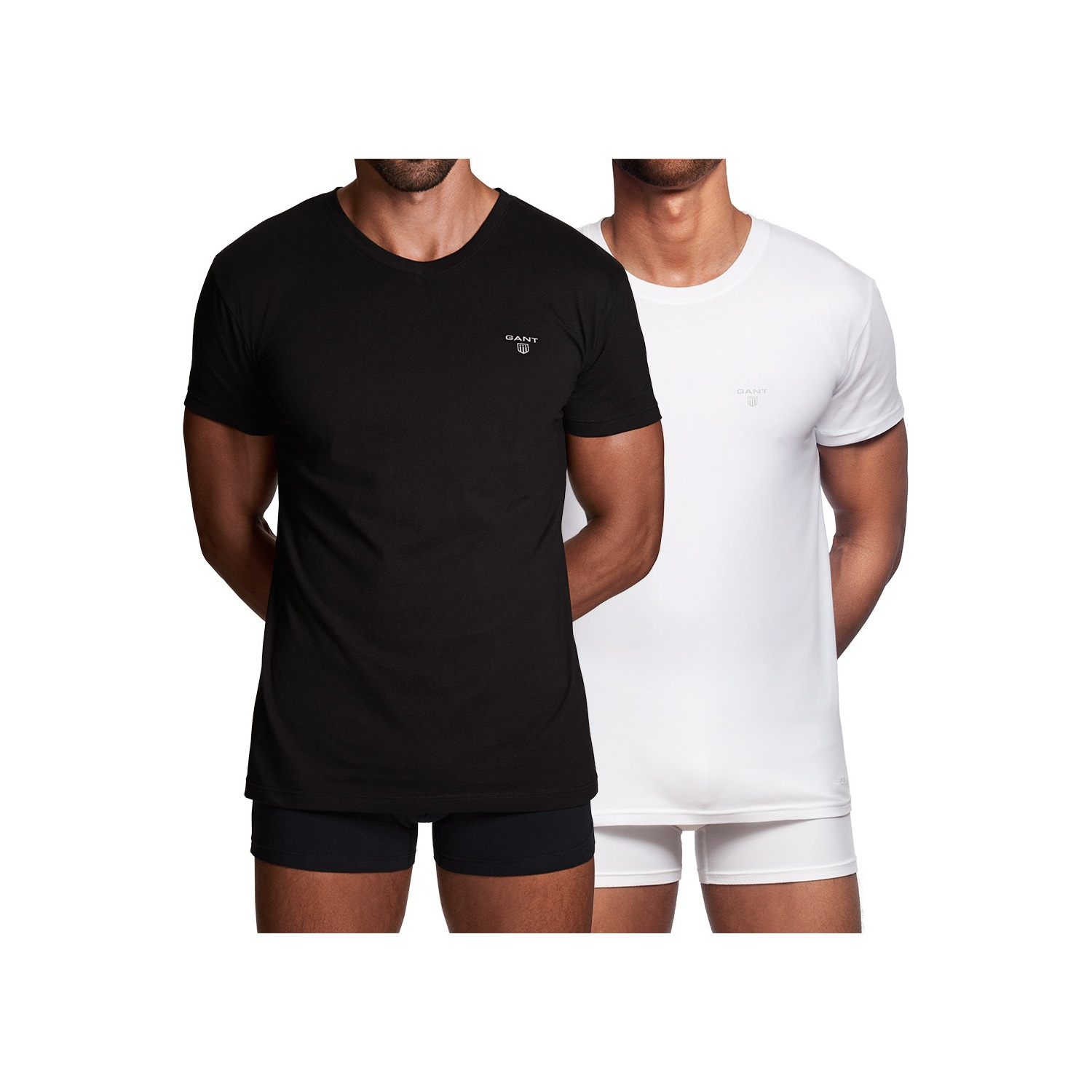 Gant GANT 2-Pack Cotton T-Shirts