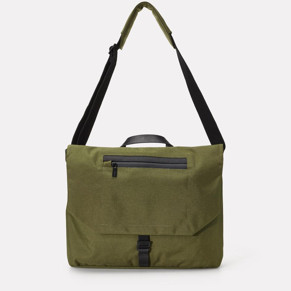 Ally Capellino Kenny Travel/Cycle Satchel in Green