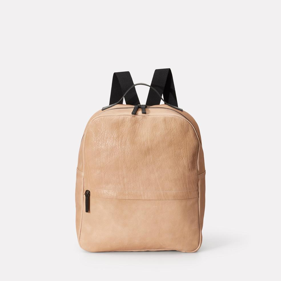 Ally Capellino Tàpies Calvert Leather Rucksack in Clay