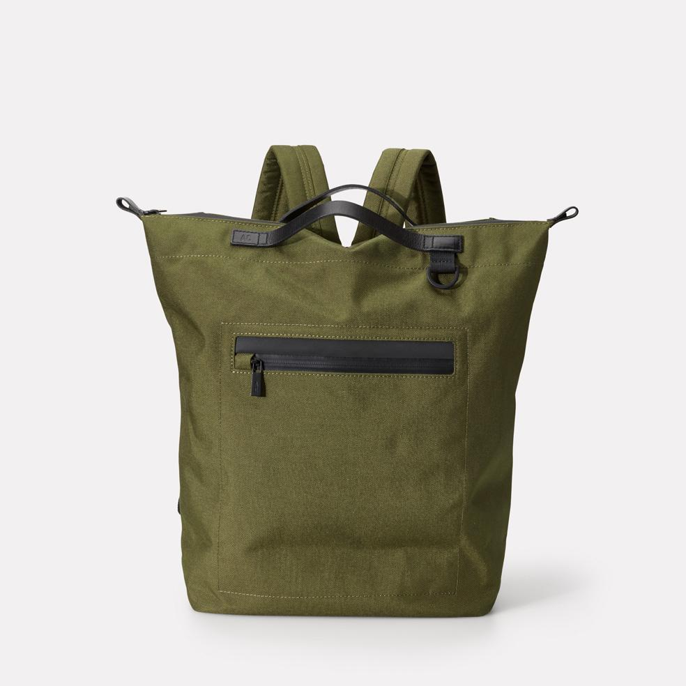 Ally Capellino Hoy Travel/Cycle Rucksack in Green