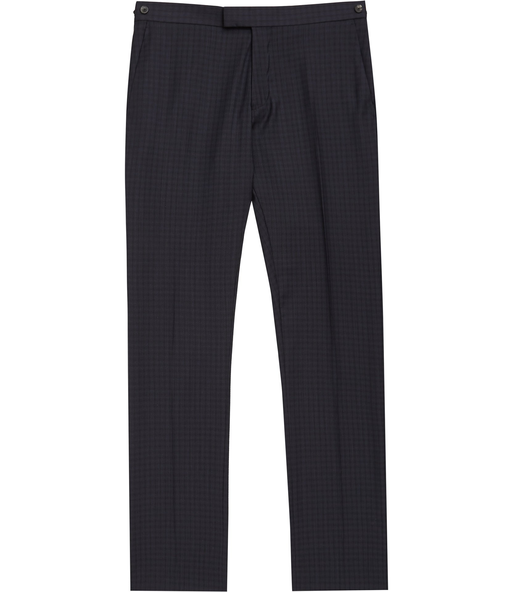 Reiss Navy Radley T Modern Fit Trousers