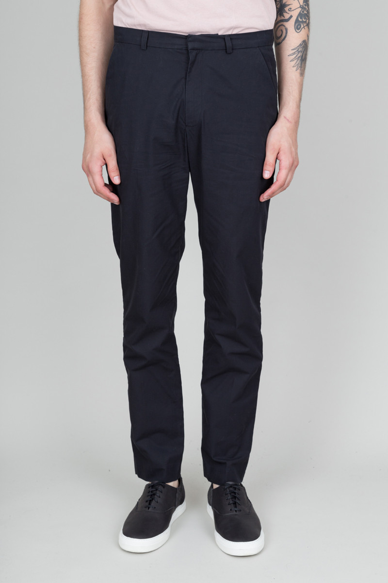 Folk Counter Trousers - Black