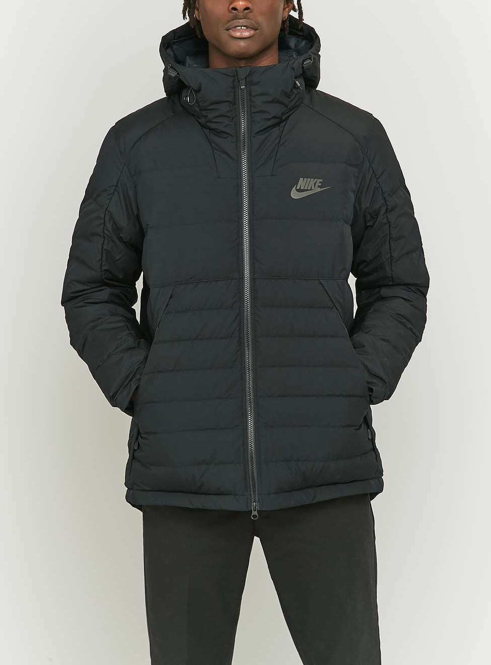 Down-Filled Hooded Puffer Jacket by Nike — Thread a6414a718
