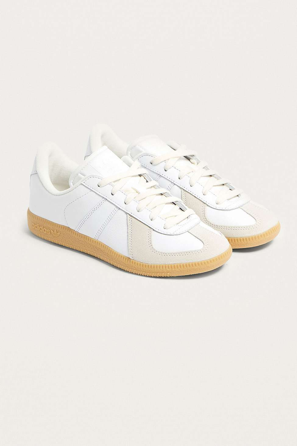 BW Army White Trainers by Adidas — Thread