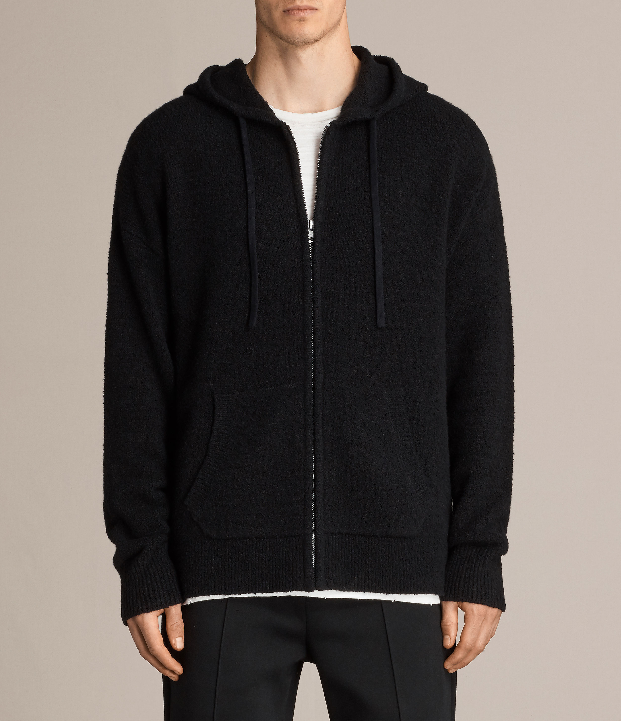 Arinn Zip Hoody by AllSaints — Thread