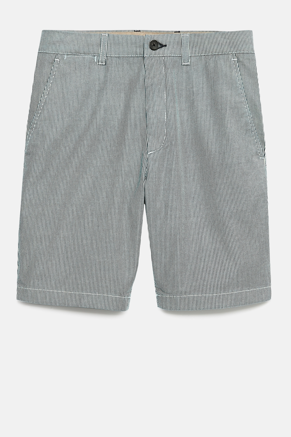 Jack Wills Navy Stripe WIDMORE CHINO SHORTS