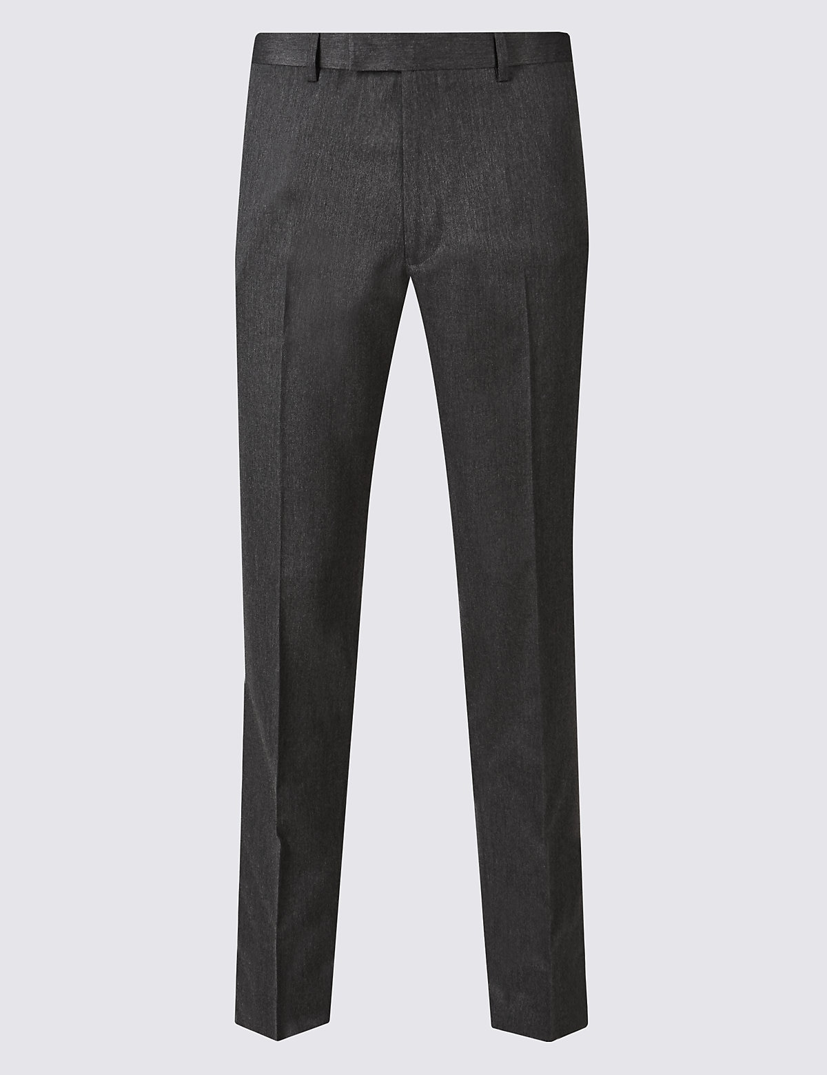Marks & Spencer Grey Modern Slim Fit Trousers
