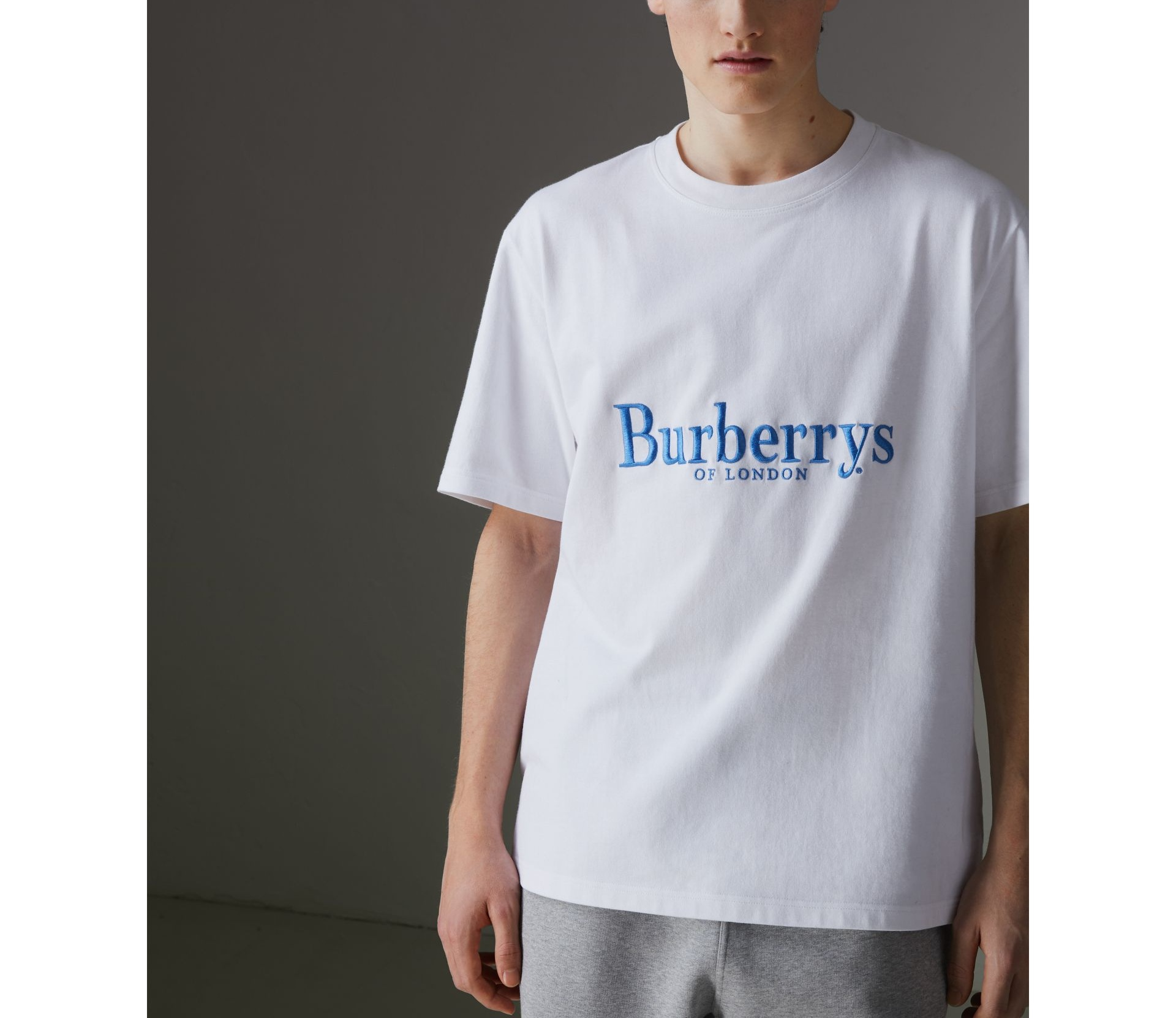 1ce382fa5 Reissued Cotton T-shirt. £180. Sorry, this item has just gone out of stock.  Our stylists will find you something similar if you sign up for Thread.