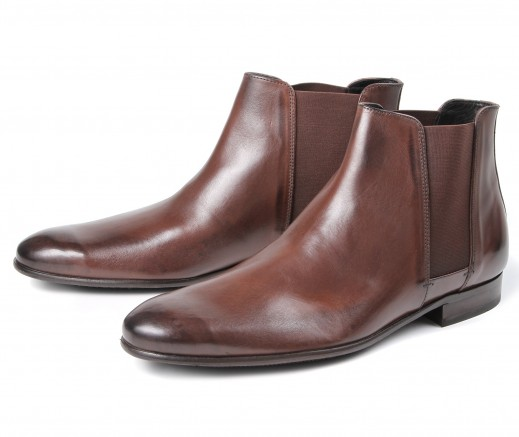 Hudson Shoes Adler Brown Chelsea Boot