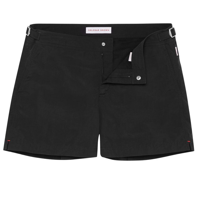 Orlebar Brown SETTER Black Shorter-Length Swim Shorts