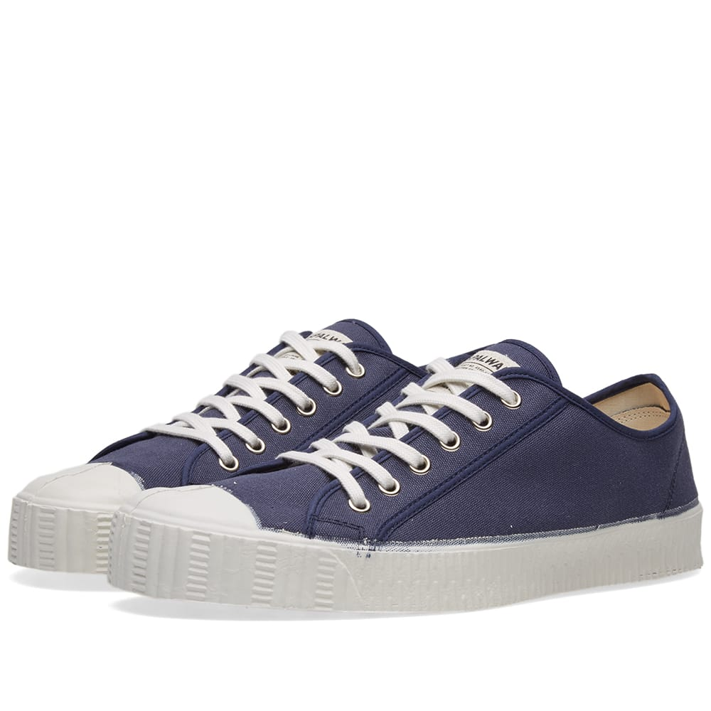 Spalwart Navy & White Special Low