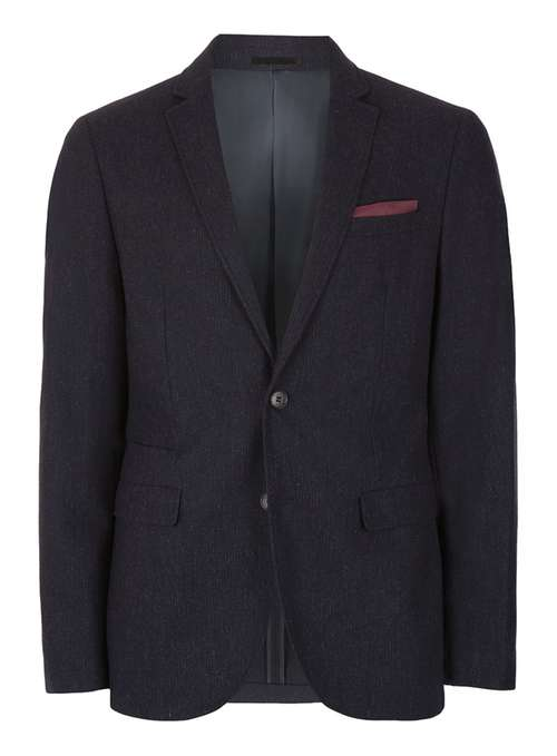Selected Homme Blue Selected homme navy blazer