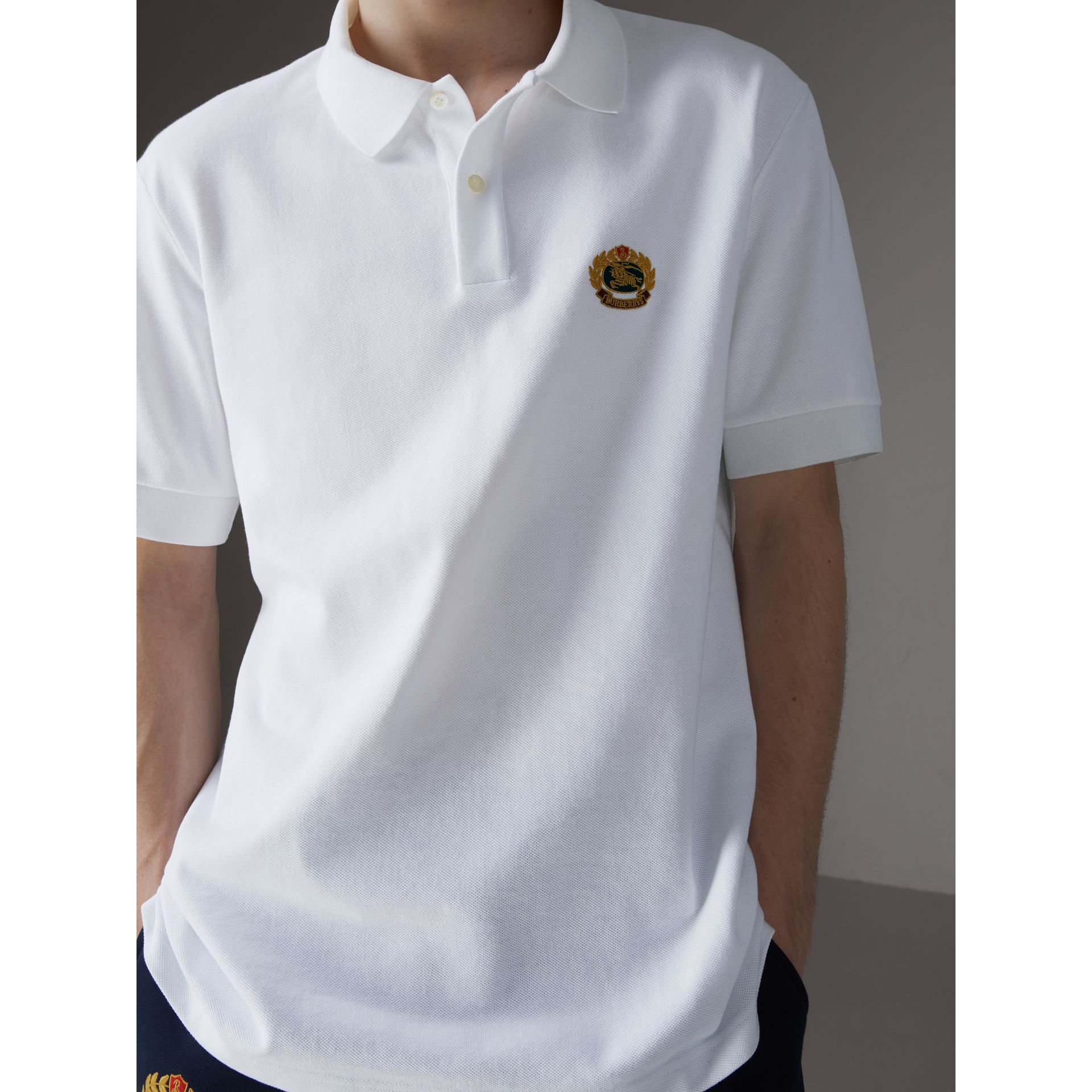 8eff5358f Reissued Cotton Polo Shirt. £220. Sorry, this item has just gone out of  stock. Our stylists will find you something similar if you sign up for  Thread.