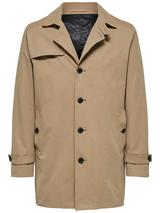 Trench Coat in Neutral