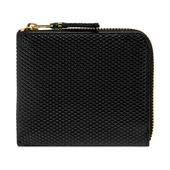 Comme des Garcons SA3100LG Luxury Wallet in Black