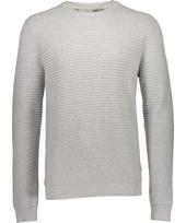 Structure Knit in Grey