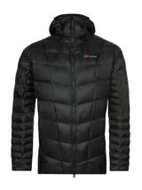 Men's Nunat Mtn Reflect Jacket in Black