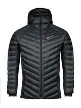 Men's Tephra Stretch Reflect Down Insulated Jacket in Grey