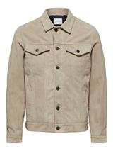 Suede Jacket in
