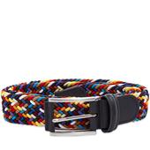 Anderson's Woven Textile Belt in Multicoloured