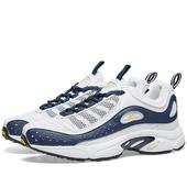 Reebok Daytona DMX II in White and Navy