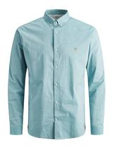 Otto Slim Fit Shirt in Blue