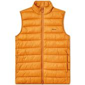 Barbour Bretby Gilet in Orange