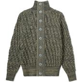 S.N.S. Herning Stark Cardigan in Grey