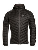 Men's Tephra Stretch Reflect Down Insulated Jacket in Black