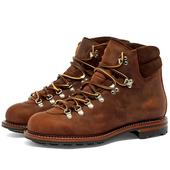 Viberg Pachena Bay Boot in Brown