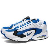 Nike Air Max Triax 96 in White and Blue