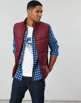 Caldbeck Wide Barrel Gilet in Red