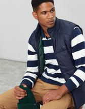 Caldbeck Wide Barrel Gilet in Navy