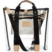 Master-Piece Liquid Tote Bag in Neutral