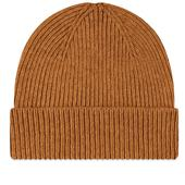 Colorful Standard Remade Wool Beanie in Brown