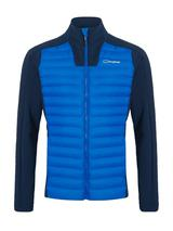 Men's Hottar Hybrid Insulated Jacket in Blue