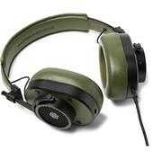 MH40 Leather Over-Ear Headphones in