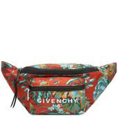 Givenchy Floral Print Bum Bag in Multicoloured