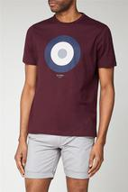Target T-Shirt in Red