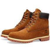 "Timberland 6"" Premium Boot in Brown"