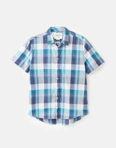 Wilson Short Sleeve Classic Fit Check Shirt in Multicoloured
