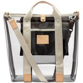 Master-Piece Liquid Tote Bag in Black