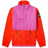 The North Face Denali Fleece in Pink and Red
