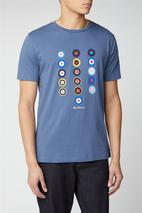 History Of Target Tee in Blue