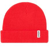 Alife Registered Beanie in Red