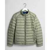 Light Down Jacket in Green